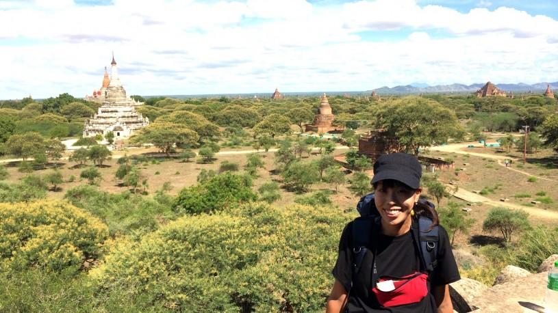 ミャンマーのバガン遺跡群
