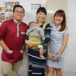 Jenny's Japanese friends