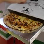日本初☆ピザマシーンが楠町に!