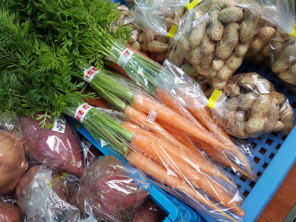 画像No3 新鮮な野菜